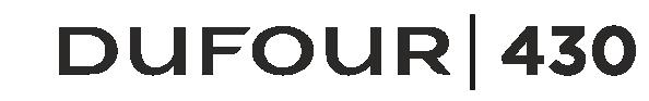 Dufour 430 logo