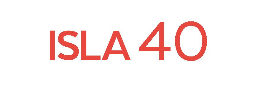 Isla 40 logo
