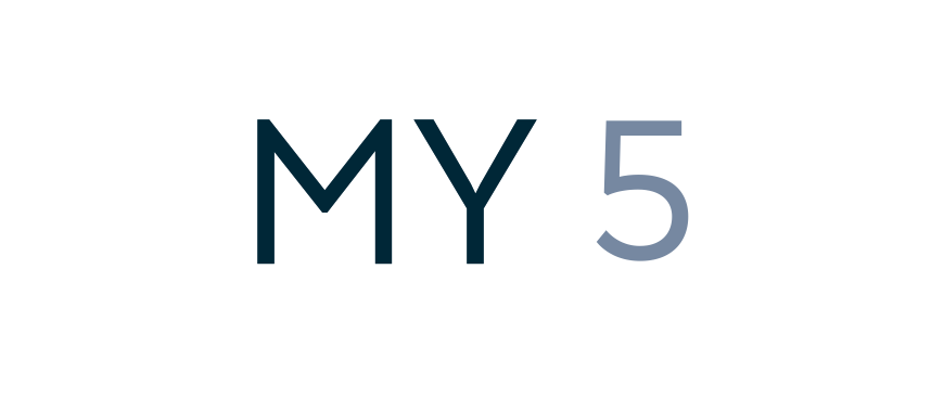 MY 5 logo