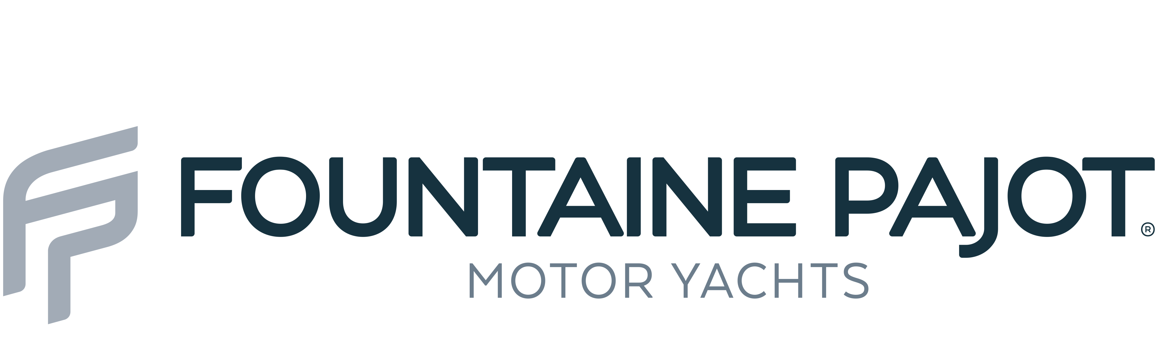 Fountaine Pajot Motor Yachts logo